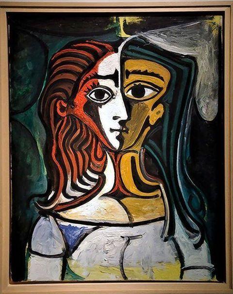 Arte Moderna Picasso 1960