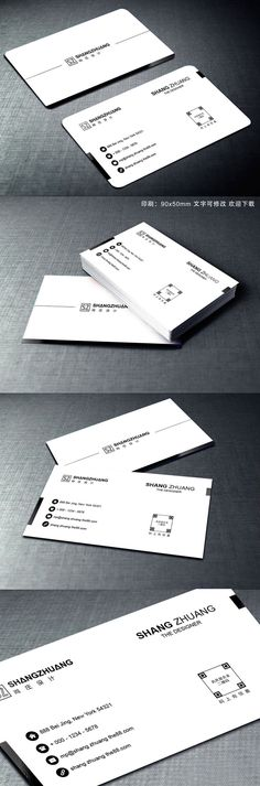 pinterest business cards and reheart Image collections