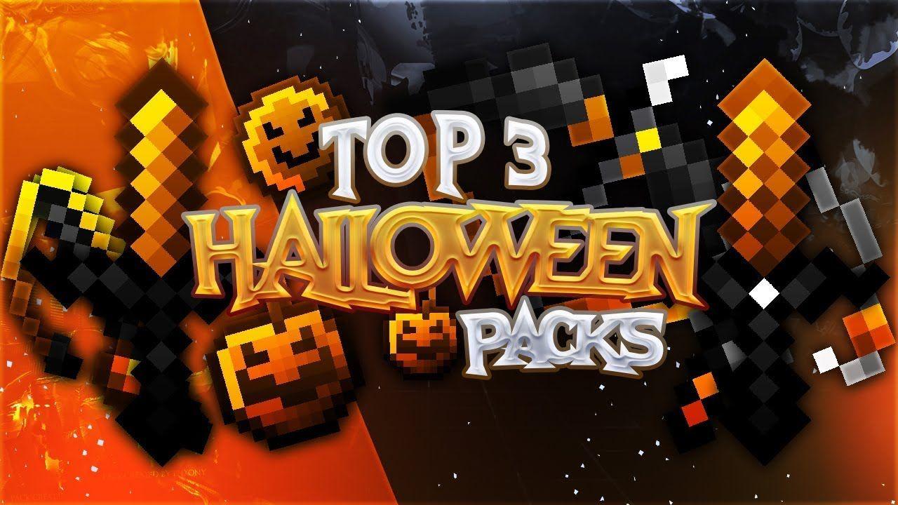 Top 12 BEST HALLOWEEN Texture Packs For Minecraft 12 (UHC/Skywars