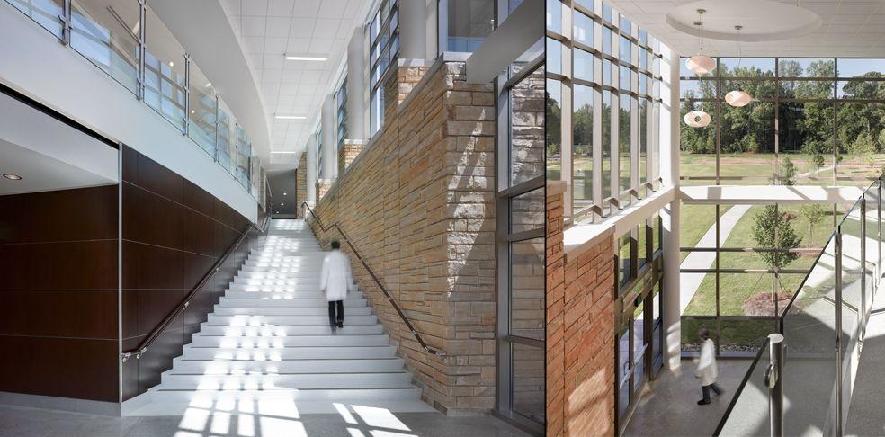 Piedmont Newnan Hospital Hospital, Healthcare design