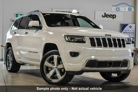 2014 Jeep Grand Cherokee Overland My2014 Sports Automatic With
