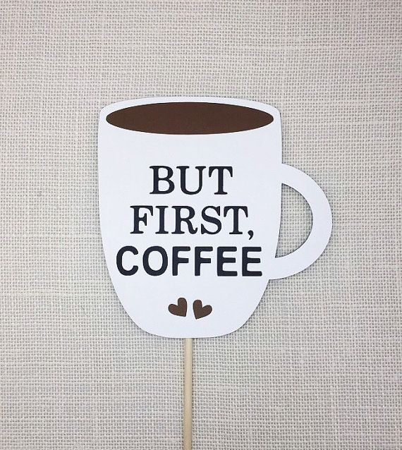 Coffee Prop
