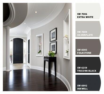 #dunkleinnenräume #indoorpaintcolors