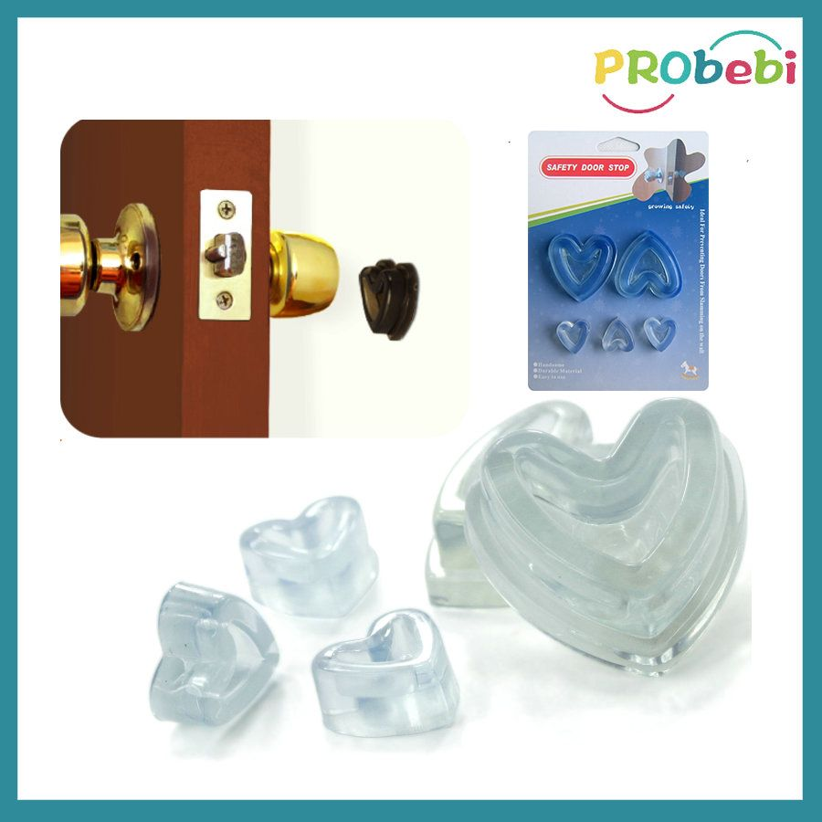 Adhesive wall door stopper sd023 category safety door