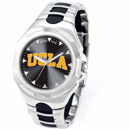 Game Time Ncaa Men's University of California Bruins Ucla Victory Series Watch, Silver