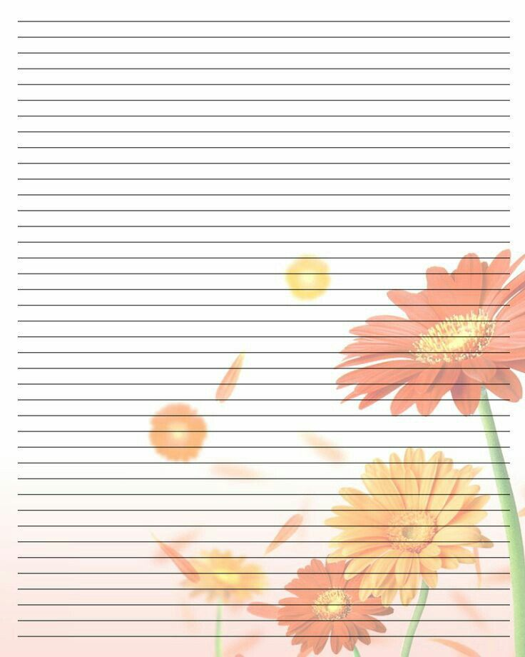Printable Notebook Paper Beautiful This Letter Sized Lined Paper is