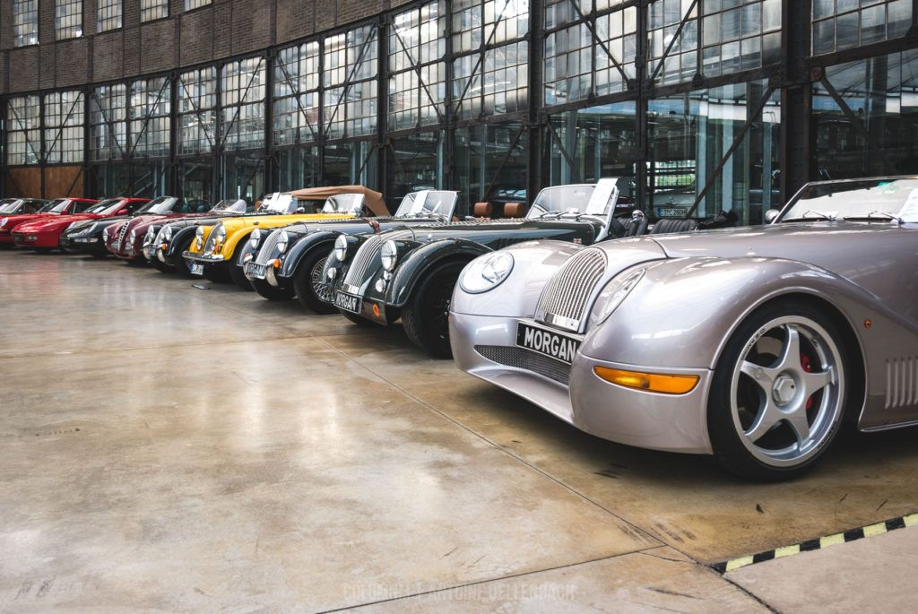 Discovering The Classic Car Center At Classic Remise Dusseldorf
