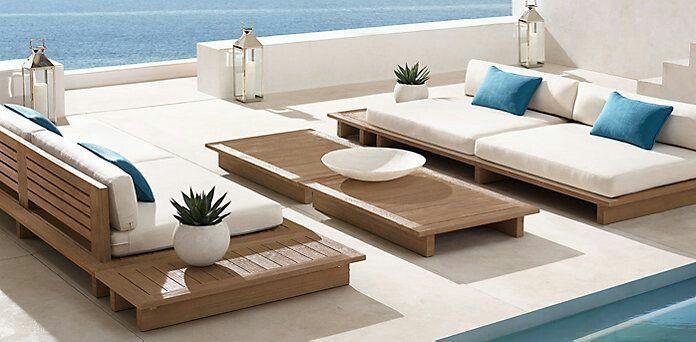 Sofa Lounge Liege Couch Polstermöbel Lounge Liege Ottomane