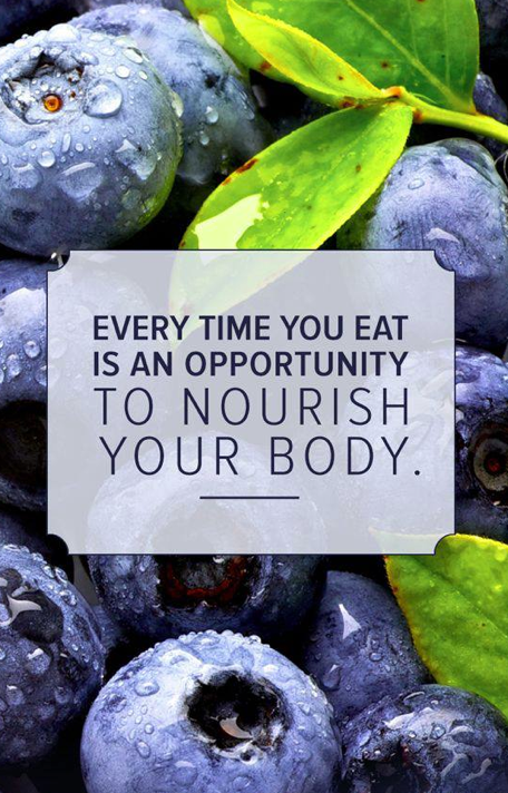 nourish your body... #MyVeganJournal