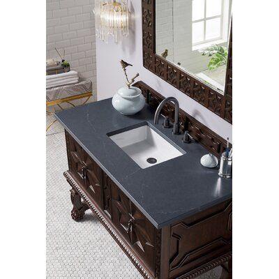 Astoria Grand Elizabella 48 Single Bathroom Vanity Set Top Finish