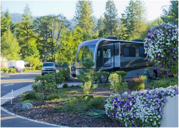 Campground Spotlight Seven Feathers Rv Resort In Southern Oregon Southern Oregon Resort Oregon
