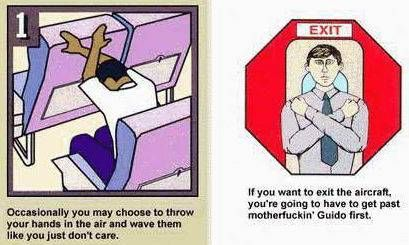 Funny InFlight Safety Manual  Safety    Safety
