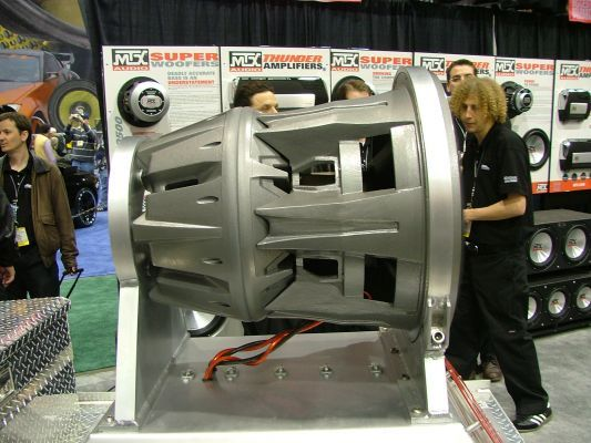 Pin By Emil Reyes On Large Speakers Audio Cadillac Cts Thunder