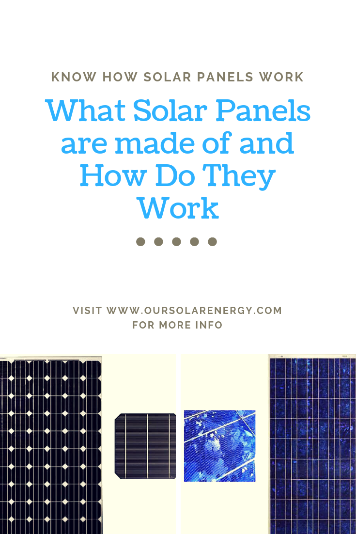 Know How Solar Panels Work How Solar Panels Work Solar Energy Panels Solar Energy Diy