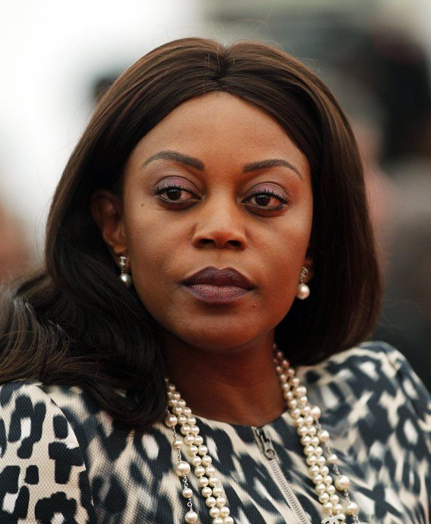 Ana Paula dos Santos Wife of Angolan President Eduardo dos ...