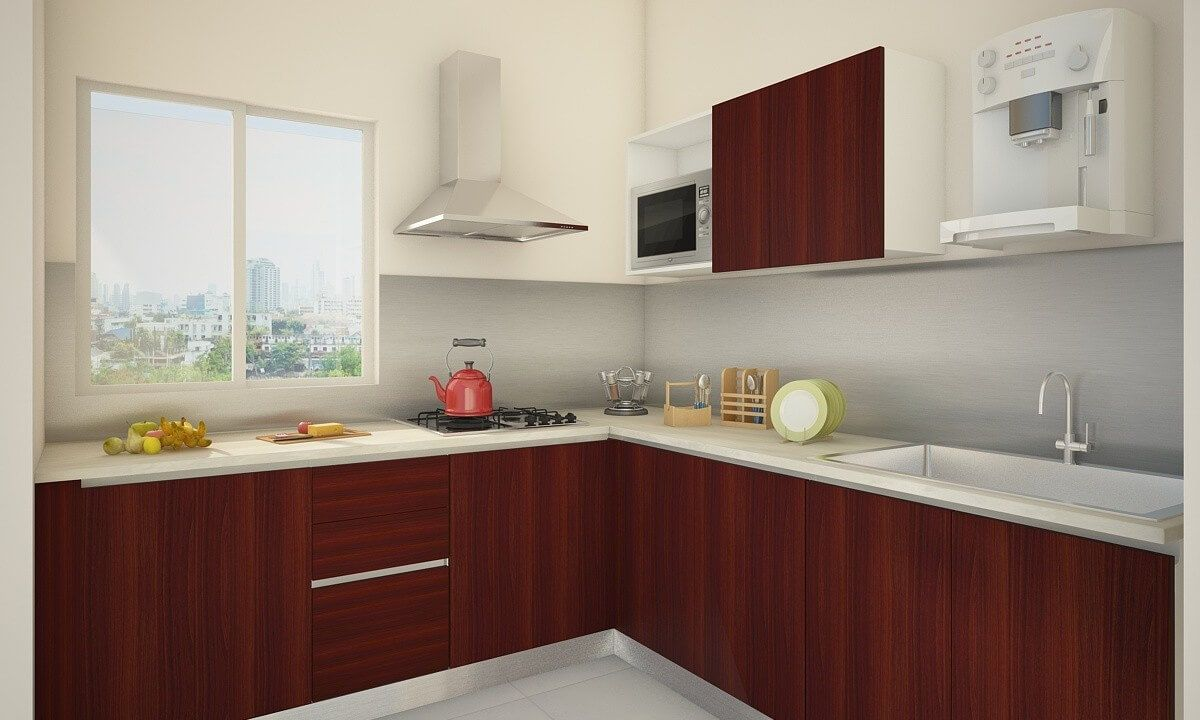 55 modular kitchen design ideas for indian homes l shaped modular kitchen kitchen design on kitchen island ideas india id=87243