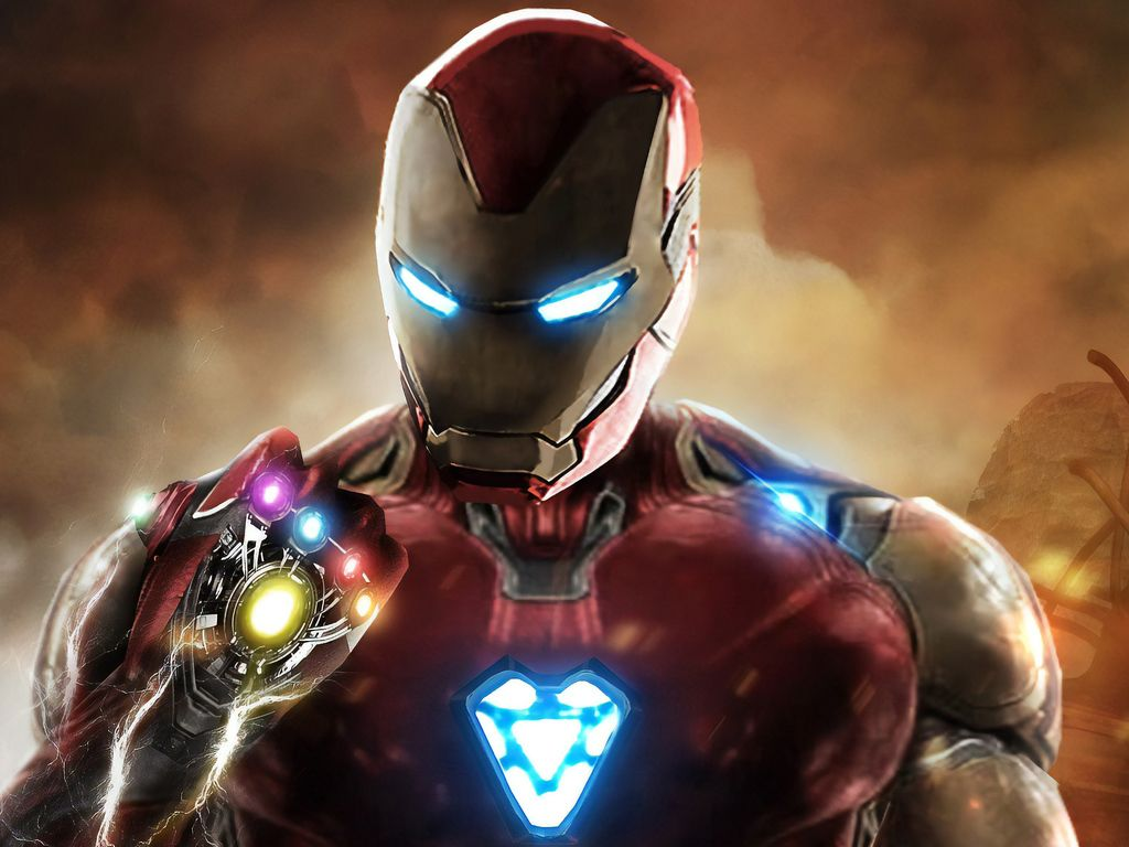 Hd Iron Man Behance 4k Avengers Endgame Iron Man Avengers Best