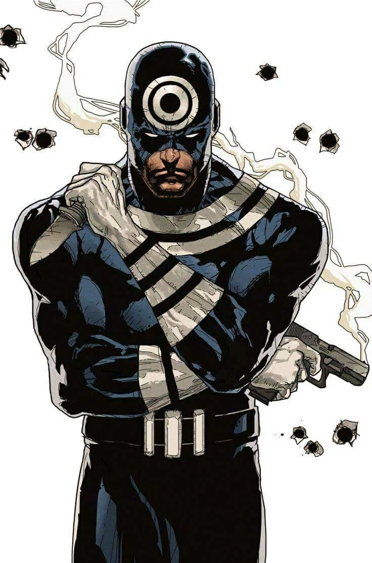Bullseye | Marvel comic character, Marvel comic universe ...