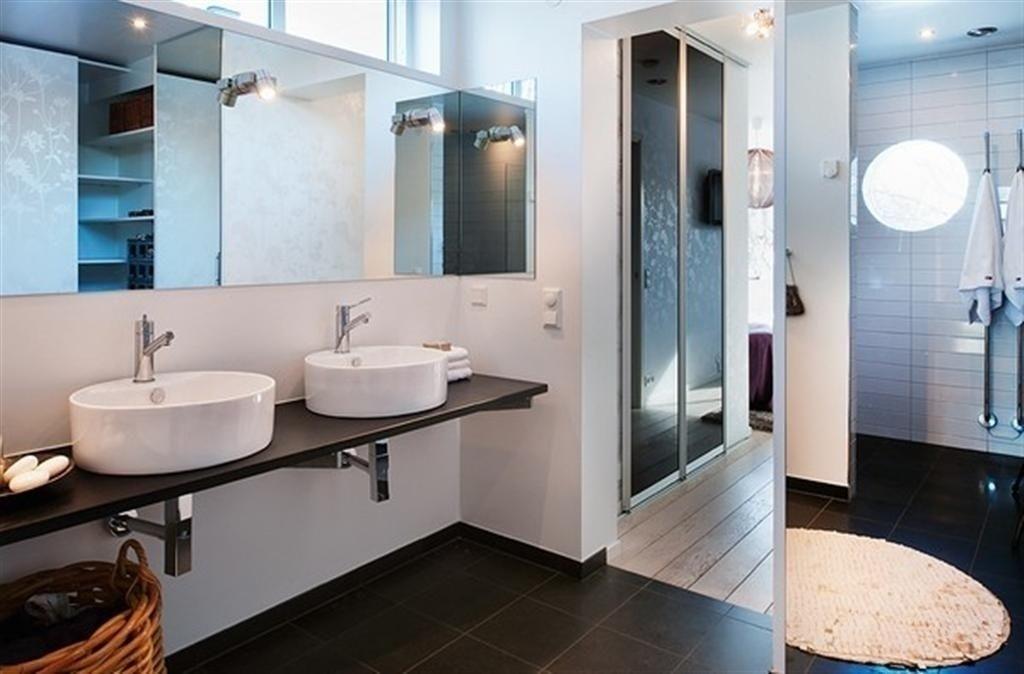 Bad Design Inspiration #Badezimmer #Büromöbel #Couchtisch #Deko - wohnzimmer deko schwarz weiss