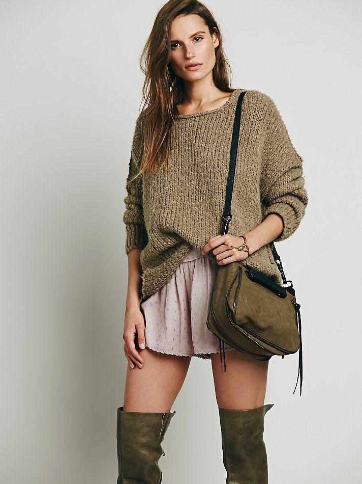 Free People Venture Vegan Crossbody at Free People Clothing Boutique