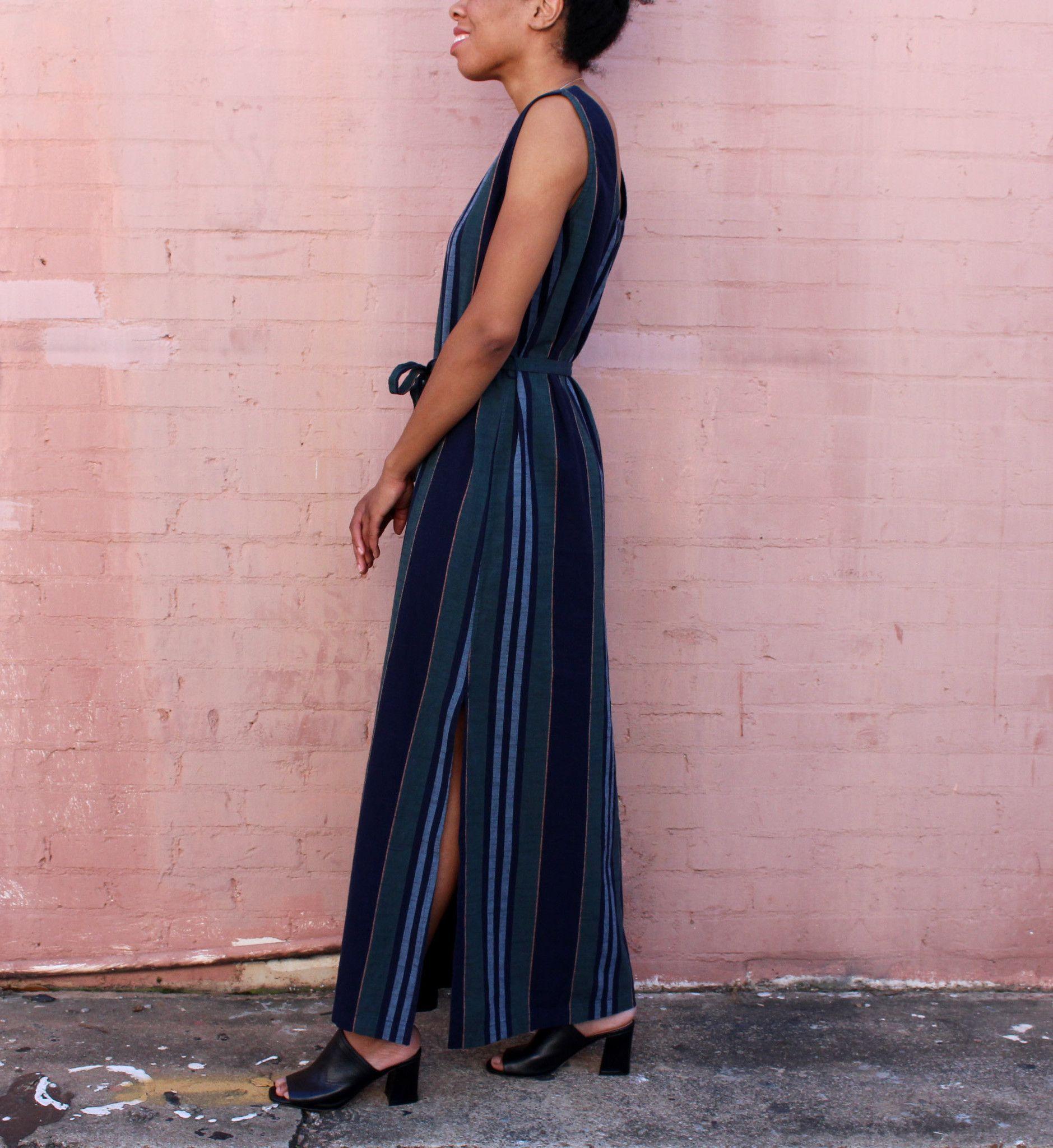 Ace & Jig Major Slipper Dress | Maxi dress cotton, Dresses