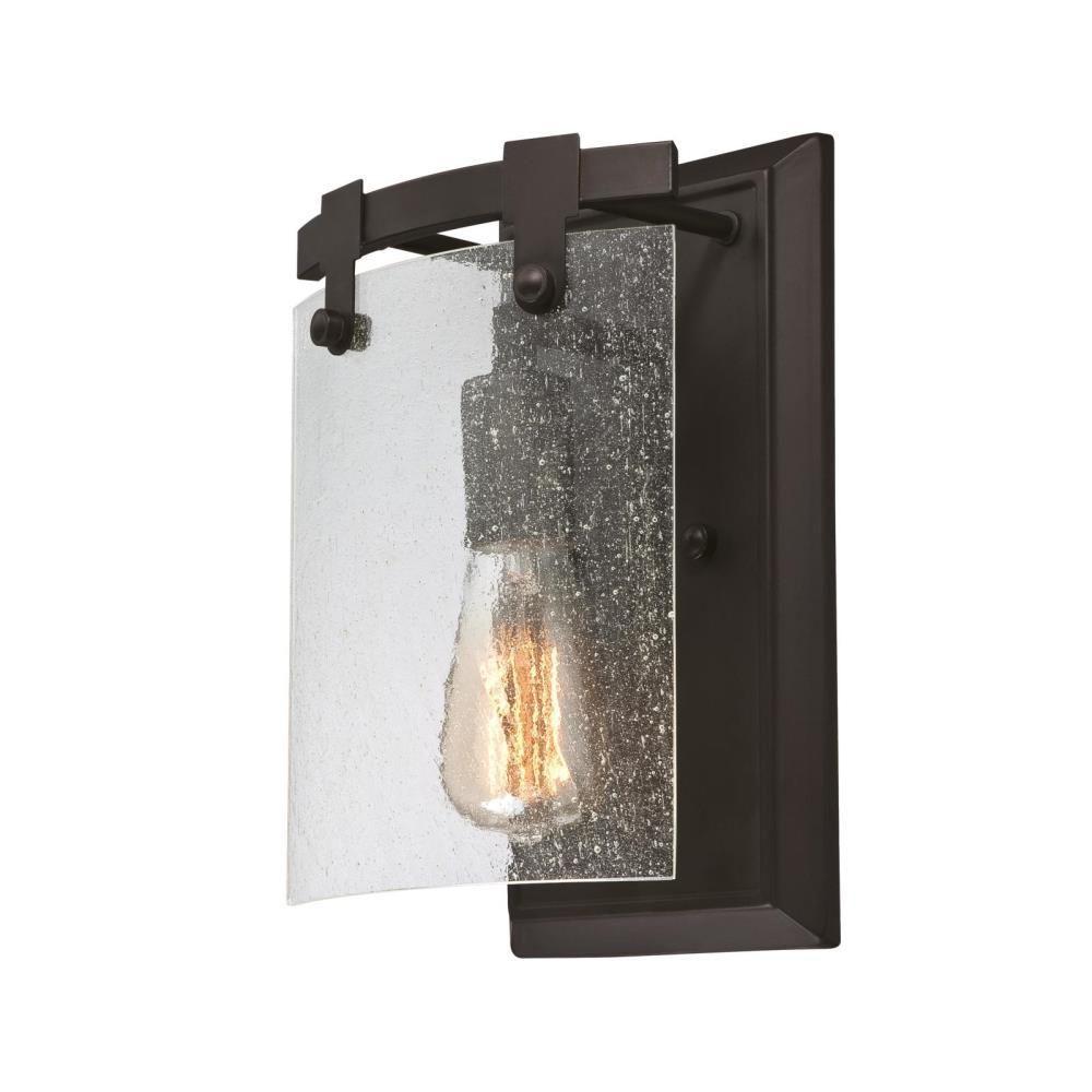 Bronze Kichler Lighting 2 Pack Kichler 45457OZ Braelyn One Light Wall Sconce