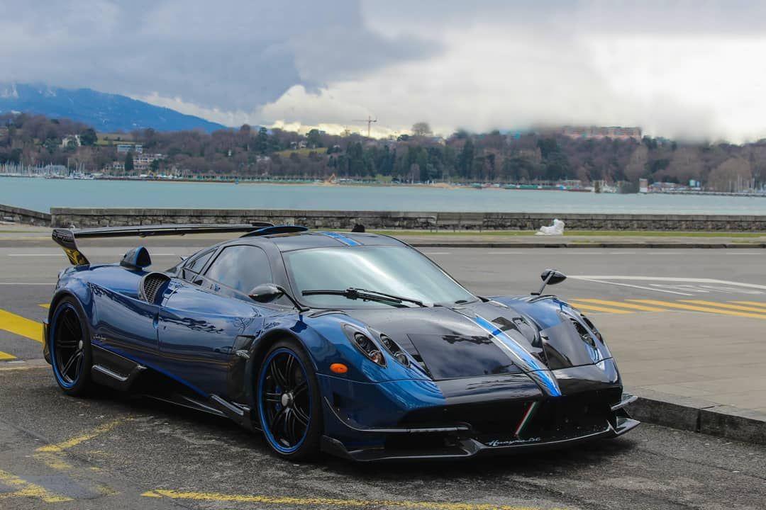 Pagani Huayra Bc Dream Cars Pinterest