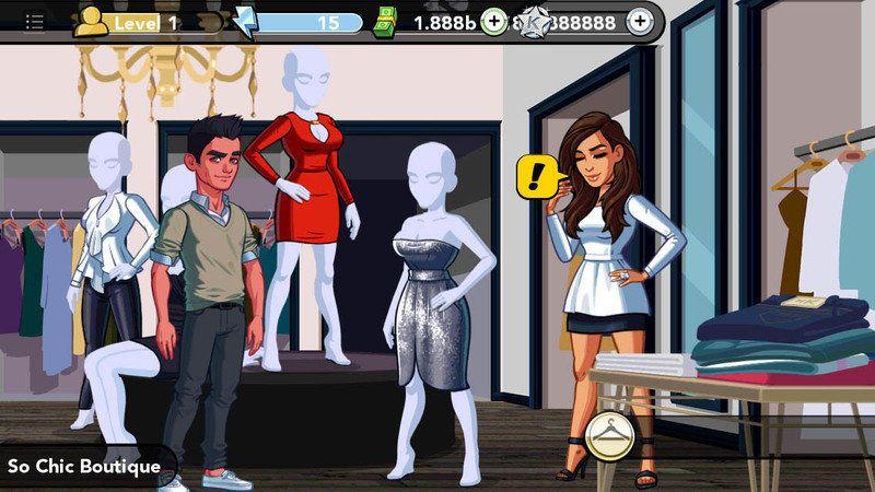 kim kardashian hollywood mod apk unlimited