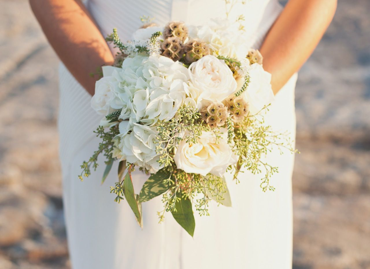 Bouquets For A Rustic Wedding