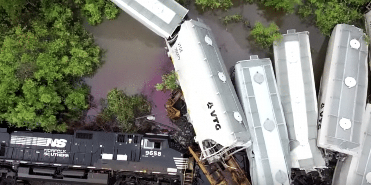 Louisiana declares State-Wide Emergency as Mississippi River