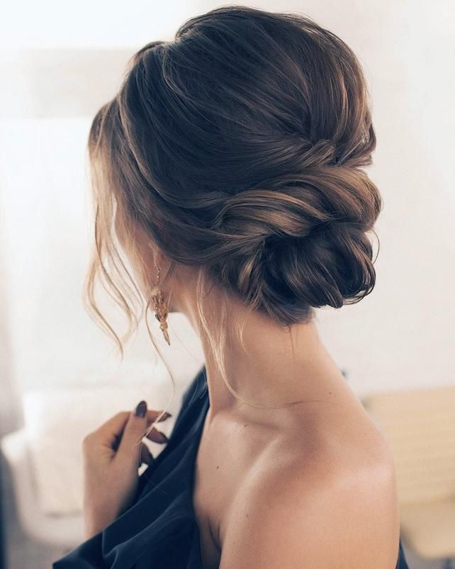 Simple updos homemade