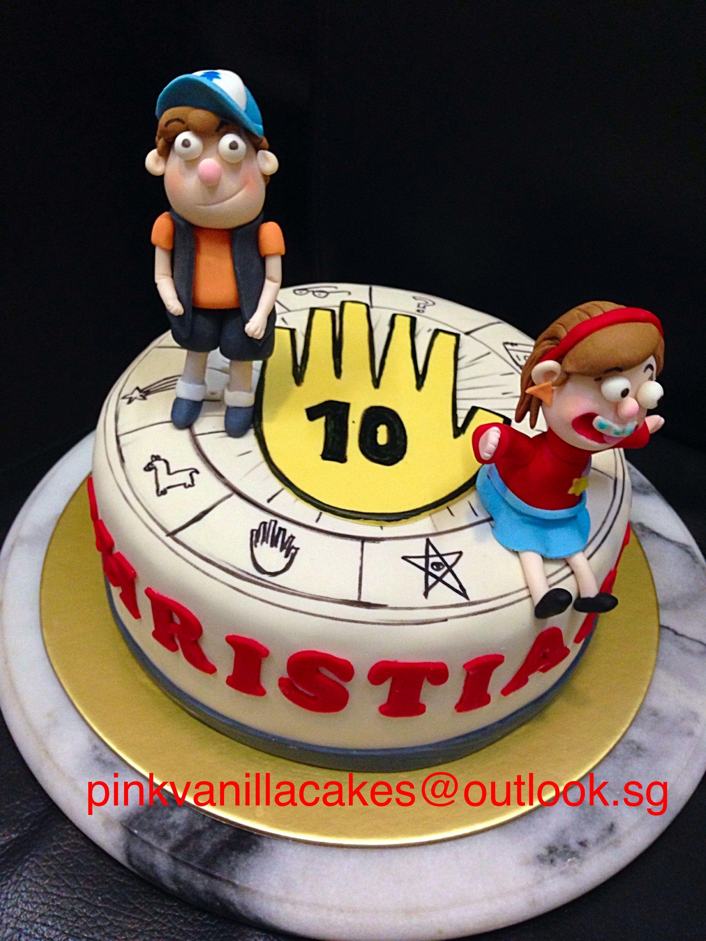3d Birthday Cake Singapore Pinkvanillacakes Kids Birthday Cakes