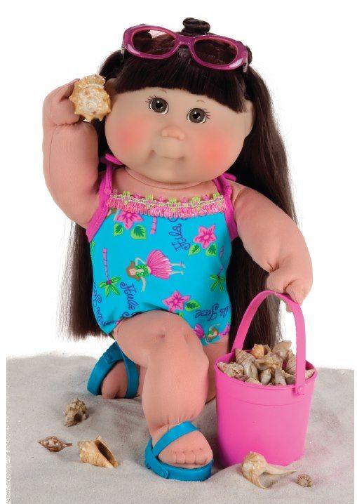 Cabbage Patch Kids Playa | kohlkopfpuppen | Pinterest