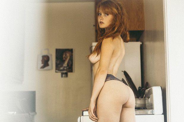 Thrasy wife redhead nude