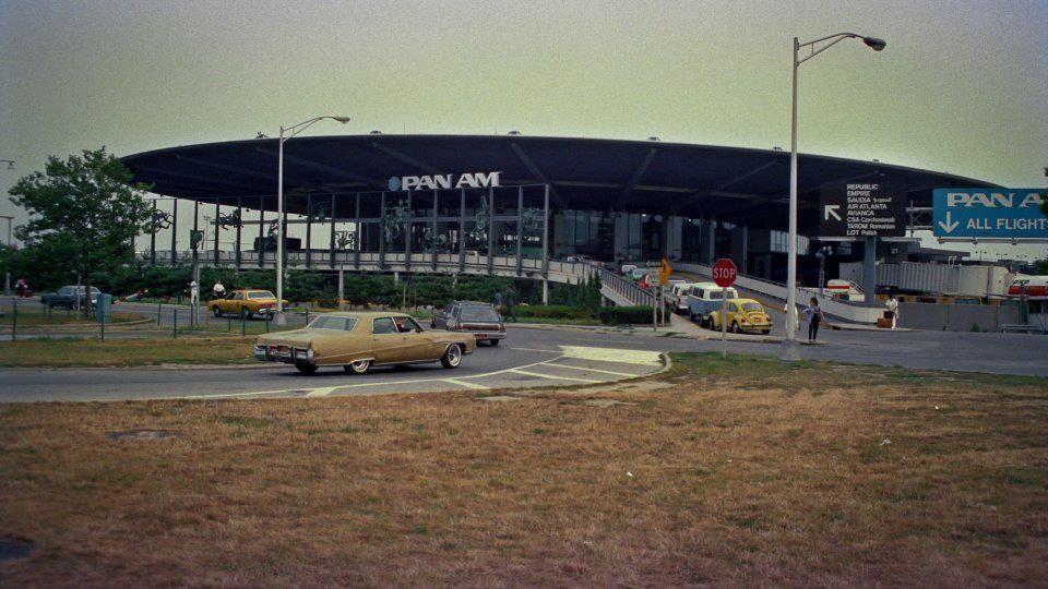 Pan Am Worldport at JFK Airport early 80s