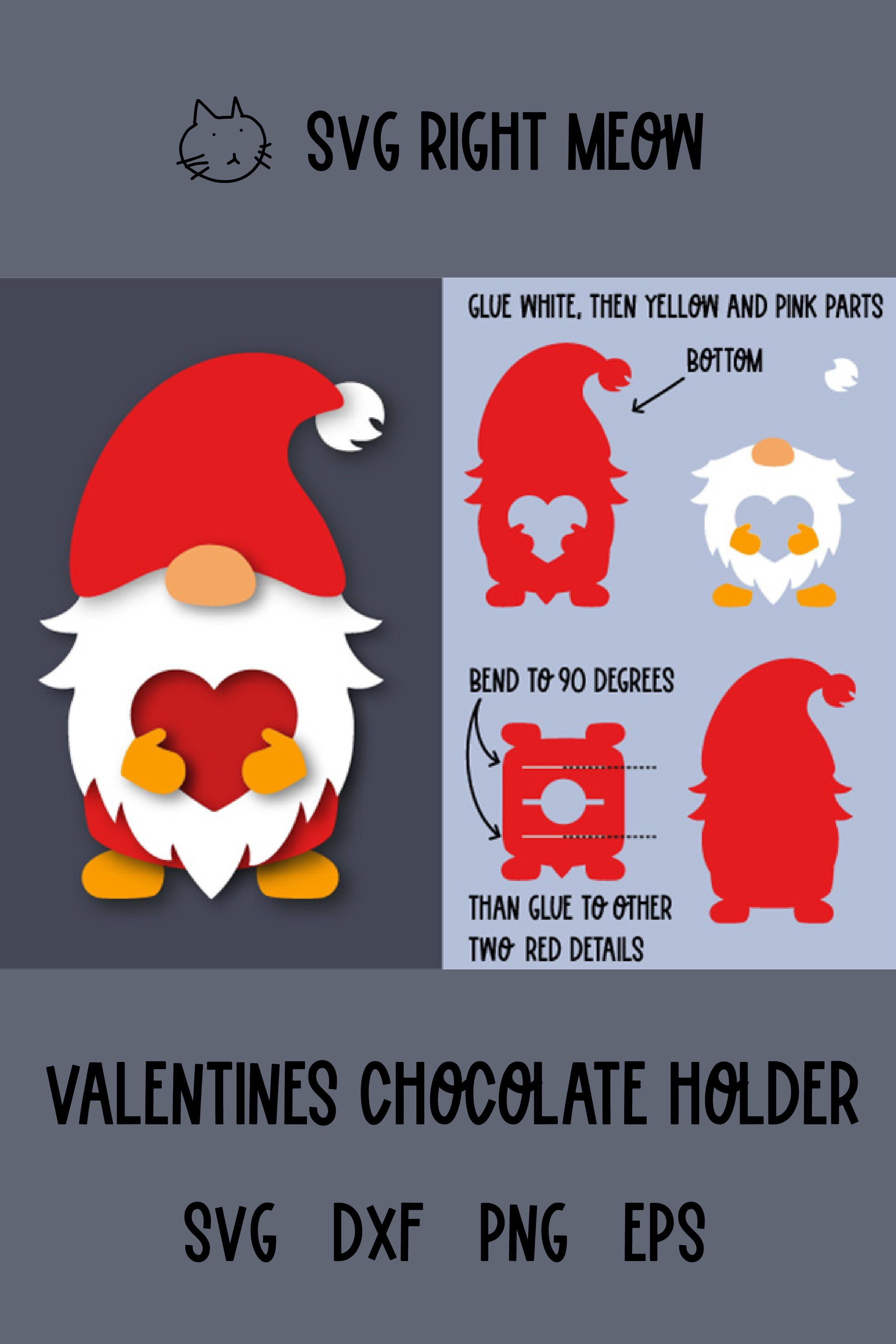I Love You More Than Chocolate Sublimation Graphics Valentine Funny Cute Humor 95006 PNG Digital Image Instant Download