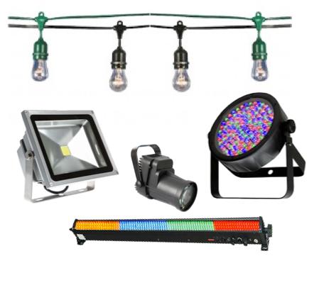 Lighting Equipment  sc 1 st  Pinterest & Lighting Equipment | rentals | Pinterest | Linen rentals and Linens azcodes.com