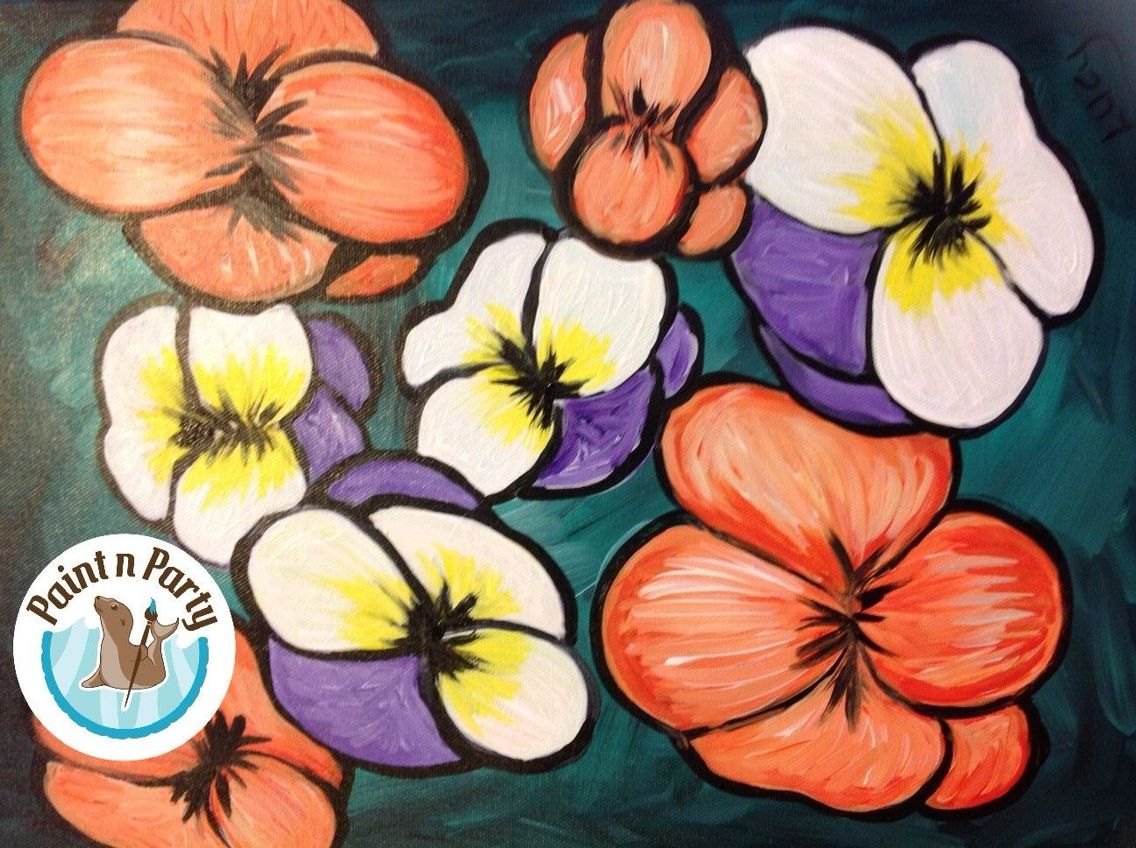 PAINT N PARTY, paint n sip shop, Helena. MONTANA. Lucy Davis, illustrator. Www.paintnpartyMT.com.  All Rights Reserved 2015.