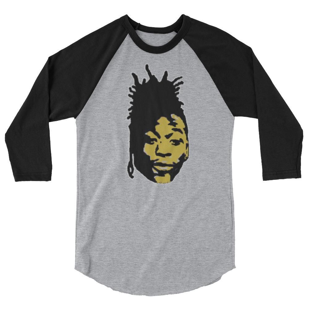 check out 68959 c79aa ¾ sleeve raglan shirt • New Orleans T-shirt | New Orleans T ...