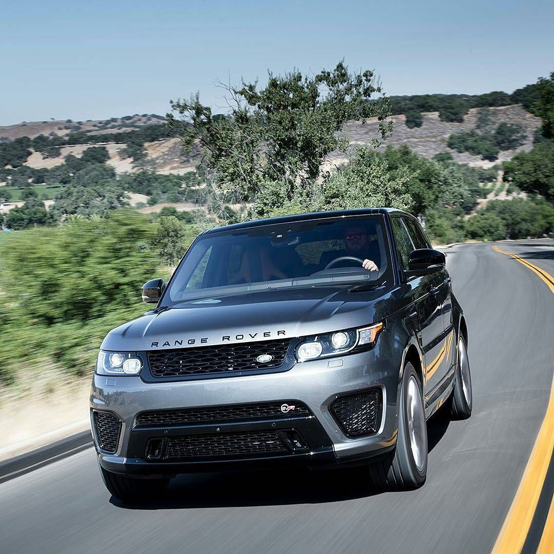 """The #RangeRoverSportSVR Demands"