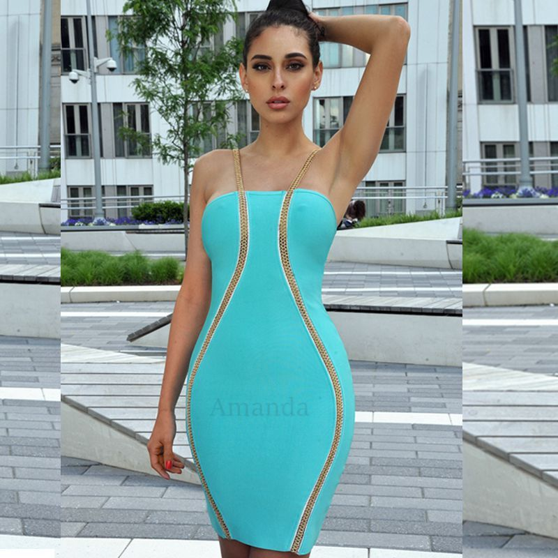 Click to Buy    off shoulder dress party short sexy women bandage knitted bd8d68dd0