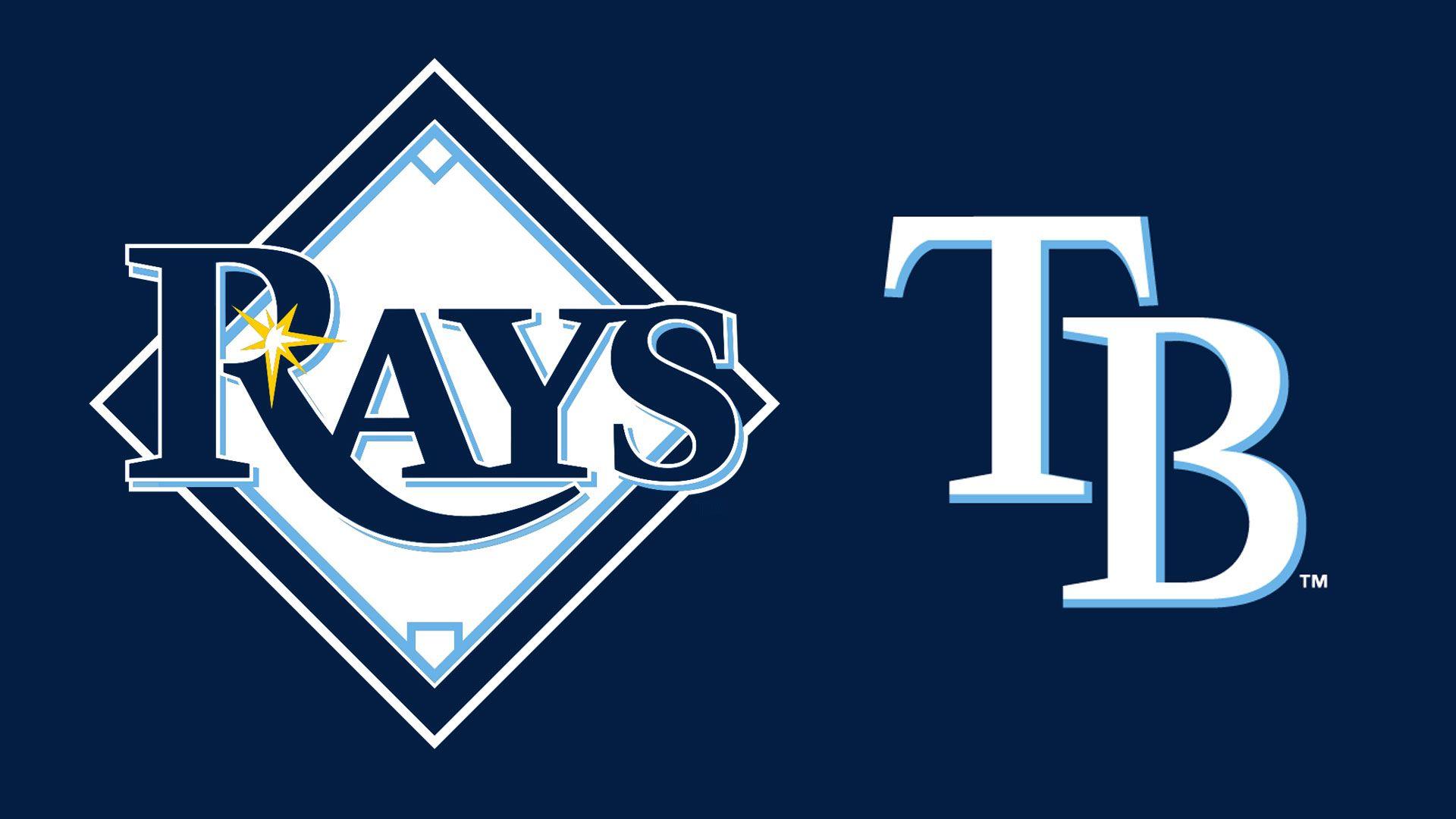 Mlb Tampa Bay Rays Logo 1920x1080 Wallpaper Tampa Bay Rays Rays