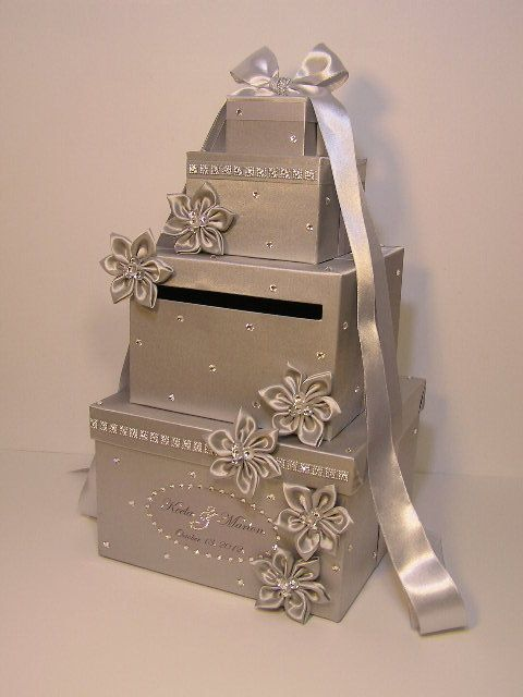 Wedding Gift Card Box Ideas My Blog Idea | My Blog Idea | Wedding ...