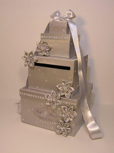 Wedding Gift Card Box Ideas My Blog Idea | My Blog Idea | Wedding ...