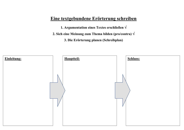 Schreibplan 8 8