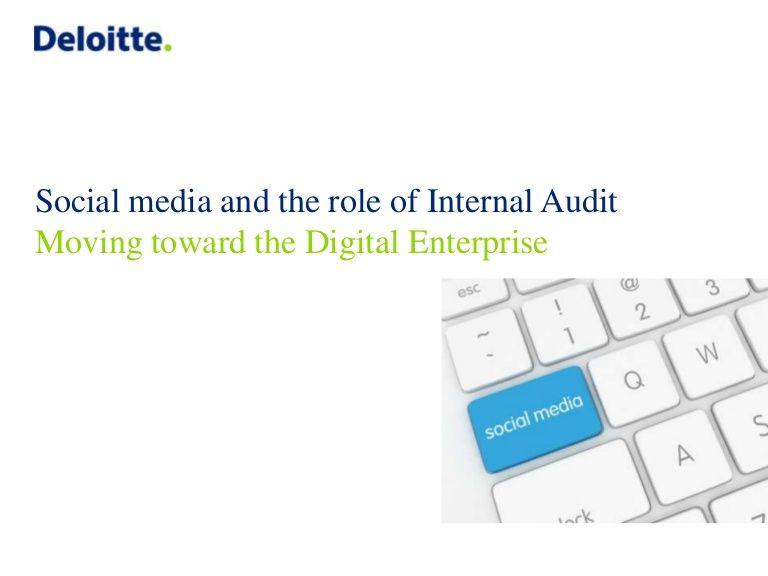 Best 25+ Digital enterprise ideas on Pinterest Social enterprise - internal audit report