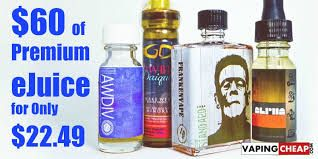 Get to shop for vape juice when there are offers. To get more information http://BloVape.Com