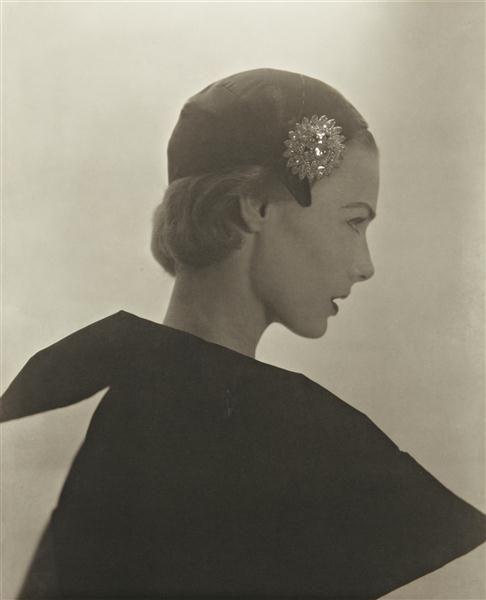 Lilian Marcuson, 1950 by Horst P. Horst