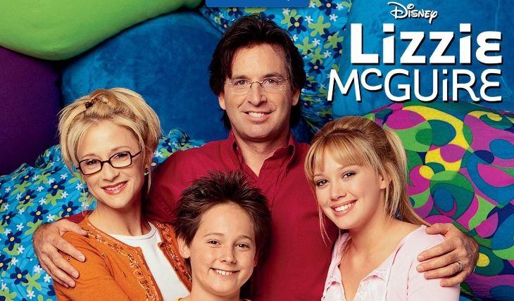Hilary Duff vuelve con 'Lizzie McGuire' y toda su familia #lizziemcguire