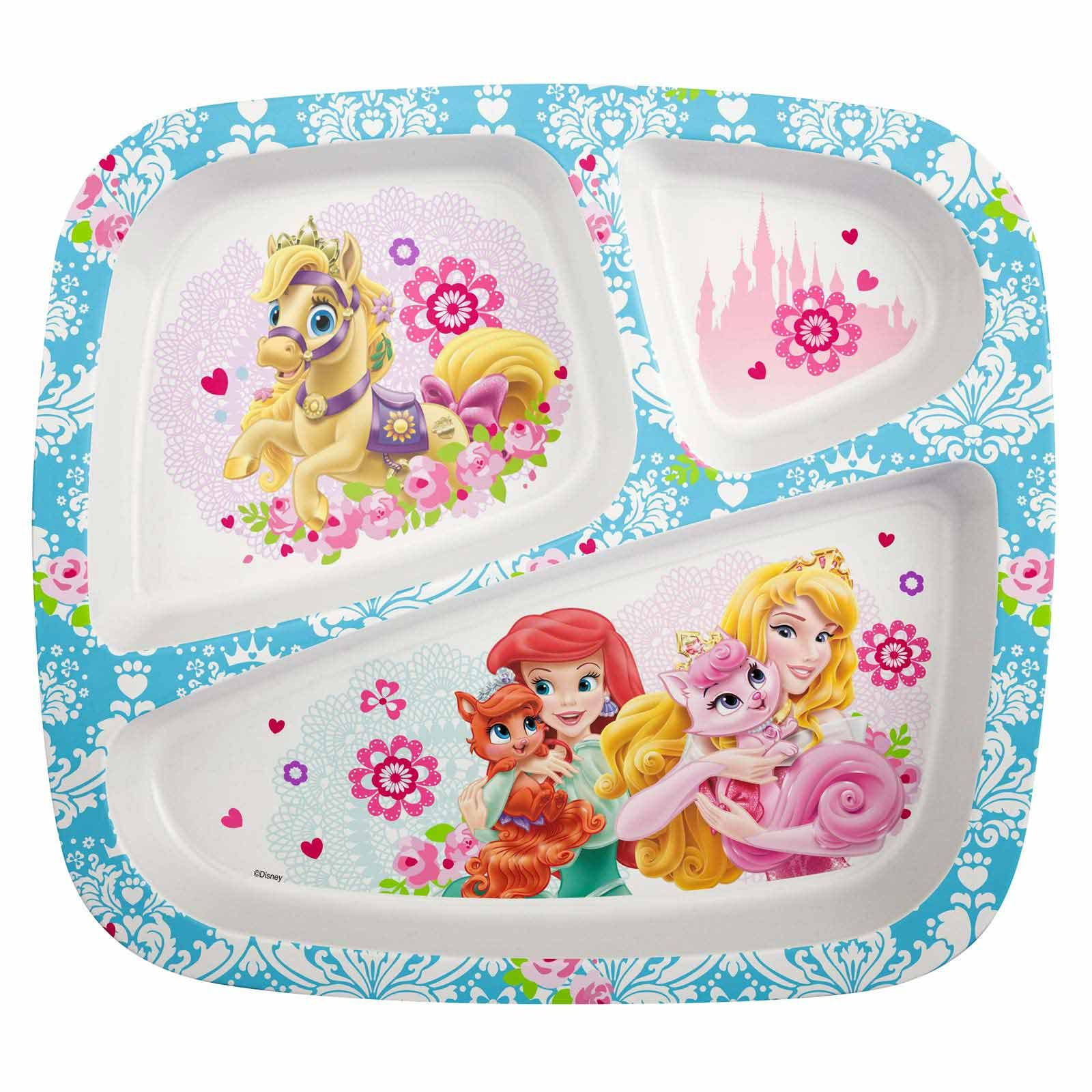 Palace Pets Divided Plates for Kids  sc 1 st  Pinterest & Palace Pets Divided Plates for Kids | Kid Plates and ...fun